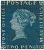 Filatelija - Pocelo je sa Crnim Penijem Mauritius1